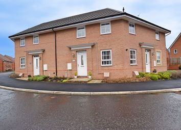 Thumbnail 2 bedroom flat for sale in Cordwainers, Morpeth