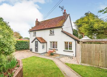 Thumbnail 4 bed detached house for sale in Church Road, Copthorne, Crawley