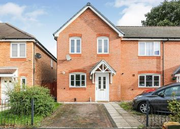 Thumbnail 2 bed end terrace house for sale in Coppenhall Grove, Birmingham, West Midlands