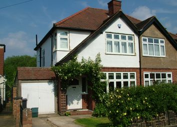 Thumbnail 3 bed semi-detached house to rent in Elmbridge Avenue, Surbiton
