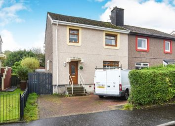 Thumbnail 3 bedroom semi-detached house for sale in Mingulay Crescent, Glasgow