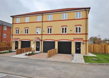 Thumbnail 3 bed terraced house for sale in Greylands Court, Broadfield Lane, Boston