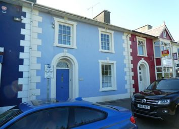 4 bed terraced house for sale in 33 Alban Square, Aberaeron SA46
