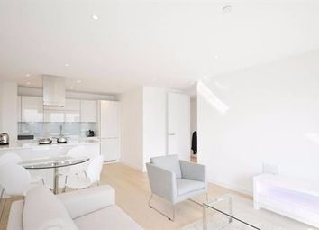 Thumbnail 2 bed flat for sale in 112 Horizons Tower, 1 Yabsley Street, London
