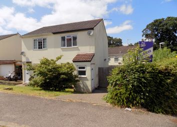 Thumbnail 2 bed semi-detached house for sale in Prince Charles Close, Exmouth, Devon