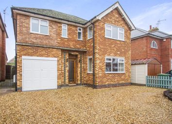 Thumbnail 5 bed detached house for sale in Albert Street, Fleckney, Leicester