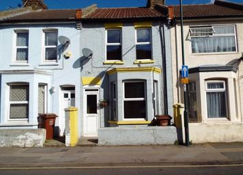 Thumbnail 2 bedroom terraced house for sale in Livingstone Road, Gillingham, Kent