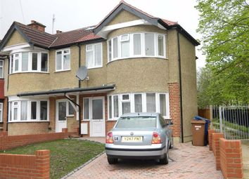 3 bed semi-detached house to rent in Drake Road, Harrow, Middlesex HA2