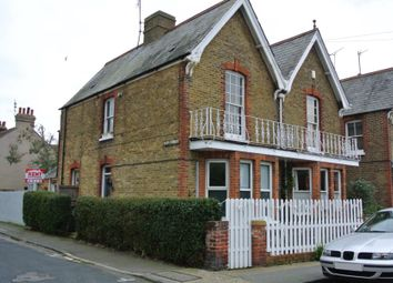 Thumbnail 1 bedroom flat to rent in Saddleton Road, Whitstable