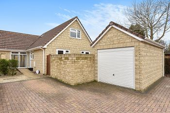 Thumbnail 4 bed semi-detached bungalow for sale in West Street, Warminster, Wiltshire
