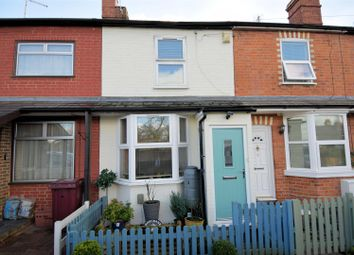Thumbnail 2 bedroom terraced house for sale in Swansea Terrace, Tilehurst, Reading