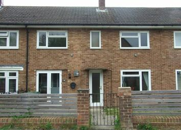 Thumbnail 3 bed terraced house for sale in Saltings Road, Snodland