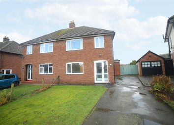 Thumbnail 3 bed semi-detached house to rent in Chase Crescent, Brocton