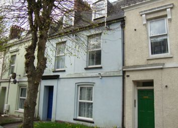 Thumbnail 1 bedroom flat to rent in Fff Flat 1 15 Victoria Place, Stoke, Plymouth