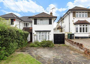Thumbnail 3 bed semi-detached house to rent in Raglan Gardens, Watford