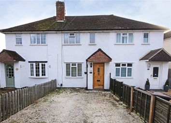 Thumbnail 3 bed terraced house for sale in Church Road, Byfleet, Surrey