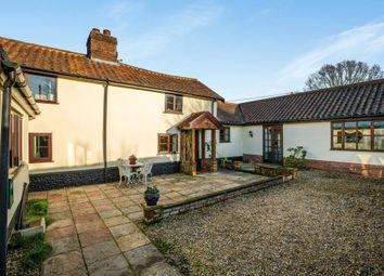 Thumbnail 4 bed cottage for sale in Norwich Road, Besthorpe, Attleborough