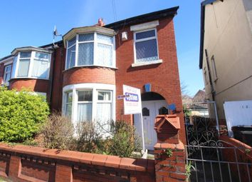 Thumbnail 1 bedroom flat for sale in Collingwood Avenue, Stanley Park, Blackpool, Lancashire
