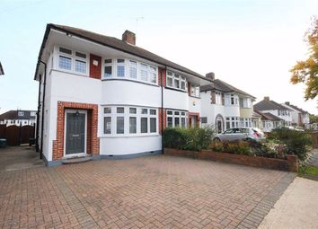 Thumbnail 3 bed semi-detached house for sale in Ferncroft Avenue, Ruislip