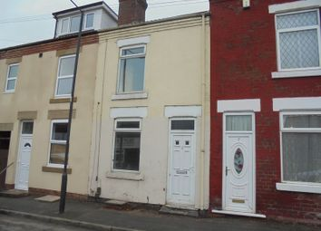 Thumbnail 2 bed terraced house for sale in Wood Street, Mexborough