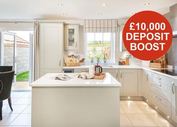 "Thumbnail 4 bedroom detached house for sale in ""Ingleby"" at Gibson Court, Gateford, Worksop"