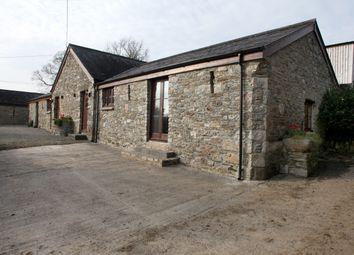 Thumbnail 3 bed barn conversion to rent in Rubbytown, Tavistock