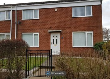 Thumbnail 3 bedroom end terrace house to rent in Westway, Worksop