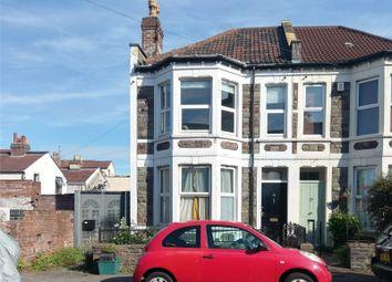 Thumbnail 3 bedroom semi-detached house for sale in Seymour Road, Bishopston, Bristol