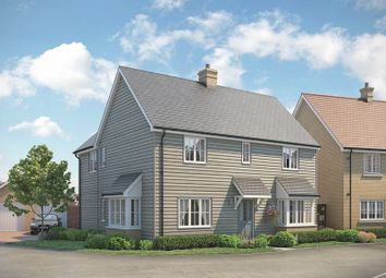Thumbnail 4 bed detached house for sale in Regiment Gate, Off Essex Regiment Way, Chelmsford, Essex