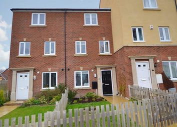 Thumbnail 4 bed terraced house to rent in Icknield Walk, Andover, Hampshire