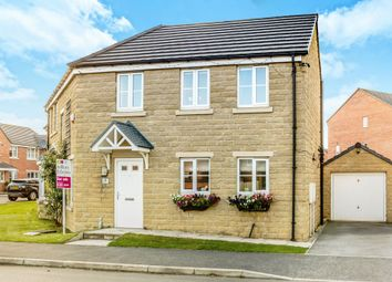 Thumbnail 4 bed detached house for sale in Holly Road, Scissett, Huddersfield