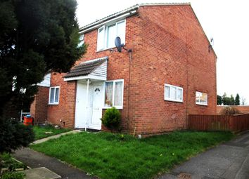 Thumbnail 1 bed end terrace house to rent in Ravenglass Road, Westlea, Swindon