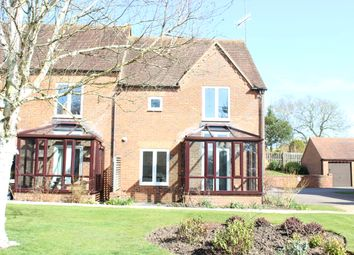Thumbnail 2 bed end terrace house for sale in Isles Court, Isles Road, Ramsbury