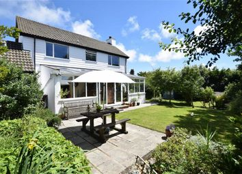Thumbnail 4 bed detached house for sale in St. Davids Close, Woodford, Bude