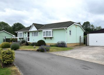 Thumbnail 2 bed detached bungalow for sale in Sleepy Hollow, Forest Lane, Tadley, Hampshire