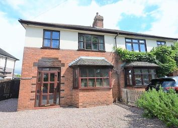 Thumbnail 3 bed semi-detached house for sale in Holdene, Dean Hollow, Stoke-On-Trent
