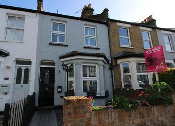 Thumbnail 3 bed terraced house for sale in 32 Southsea Avenue, Leigh-On-Sea, Essex