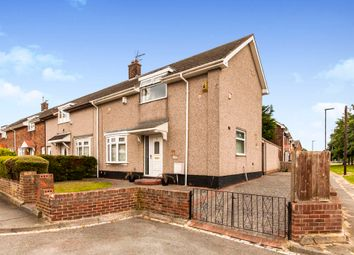 Thumbnail 2 bed end terrace house for sale in Logan Grove, Hartlepool