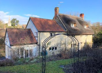 Thumbnail 4 bed property for sale in Chilmark, Nadder Valley, Wiltshire
