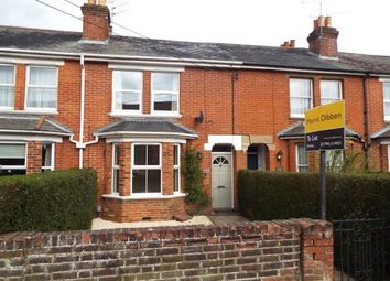 Thumbnail 3 bed property to rent in Botley Road, Romsey