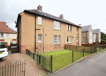 Thumbnail 2 bed flat for sale in School Street, Coatbridge