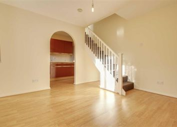 Thumbnail 1 bed terraced house to rent in Porlock Lane, Furzton, Furzton, Bucks