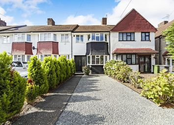 Thumbnail 3 bed terraced house for sale in Longhill Road, London