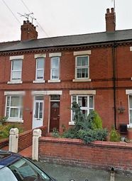 Thumbnail 4 bed shared accommodation to rent in Jubilee Road, Wrexham, Wrexham