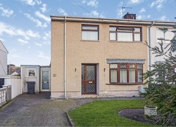 Thumbnail 3 bed semi-detached house for sale in Ael Y Bryn, Ystradgynlais