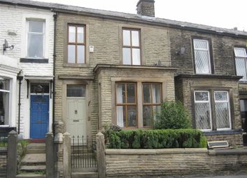 Thumbnail 3 bed terraced house to rent in Market Street, Tottington, Greater Manchester