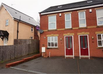 Thumbnail 3 bedroom semi-detached house for sale in Walker Street, Dudley
