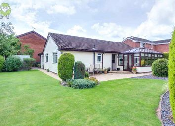 Thumbnail 2 bed detached bungalow for sale in Brandon Grove, Rossett, Wrexham