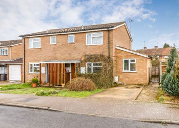 Thumbnail 3 bed semi-detached house for sale in Barley Croft, Bengeo, Hertford