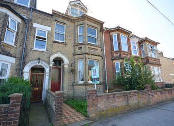 Thumbnail 6 bedroom terraced house for sale in Carlton Road, Lowestoft